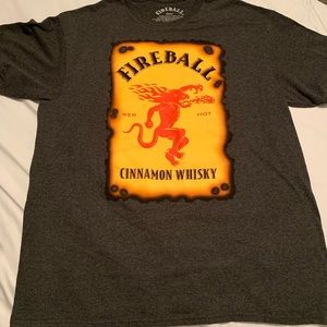 Other - Unisex Fireball whiskey T-shirt